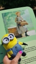 Minion met Anne of Green Gabeles in Gatineau